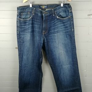 Lucky Brand Vintage Straight Cut Jeans